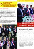 Lettre des parlementaires communistes- septembre 2017