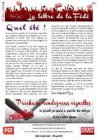 La lettre de la Fédé n°7