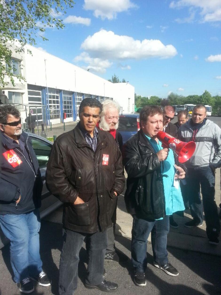 CIF-Keolis : Non à la criminalisation de l'action syndicale !
