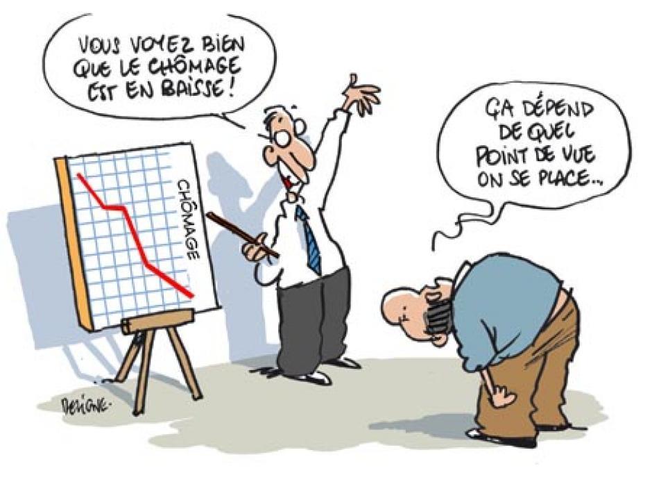 Réaction de Jean-Michel Ruiz suite à l'annonce des chiffres du chômage