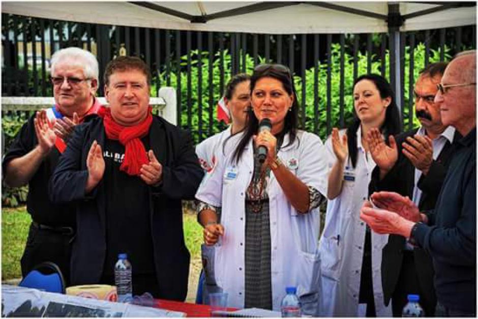 Déclaration de Jean-Michel Ruiz sur la grippe
