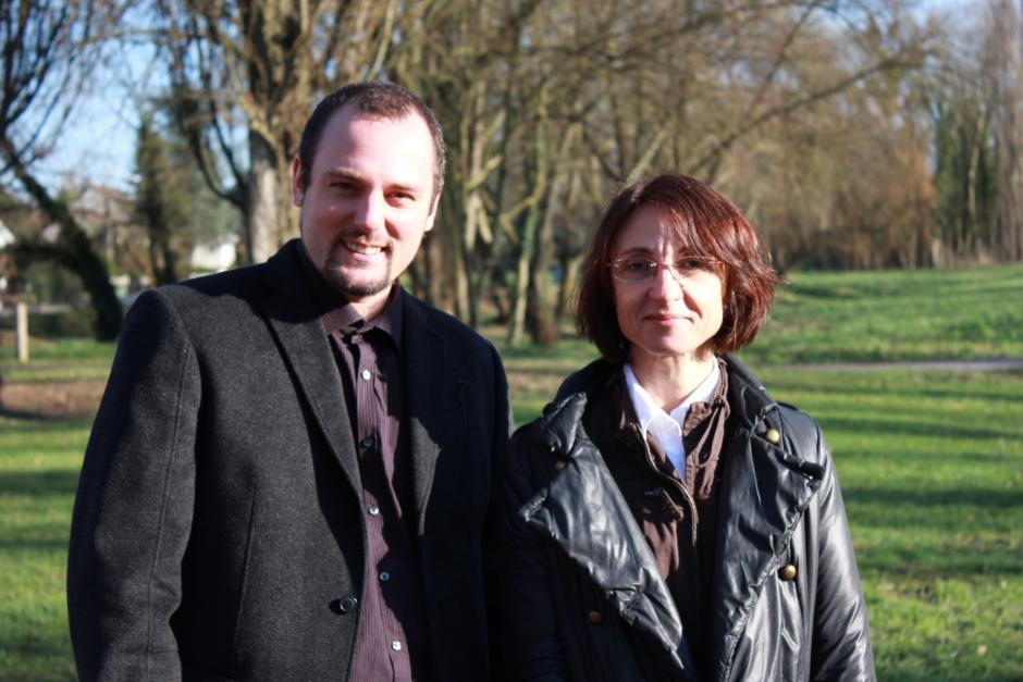 1ère circonscription - Alexis ZAKHAREVITCH (GU) et Dominique FREMIN