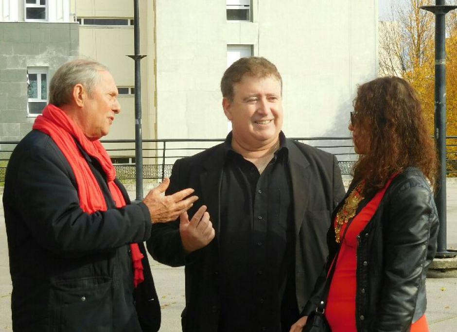 Réaction de J-M Ruiz à la venue de Juppé à Argenteuil