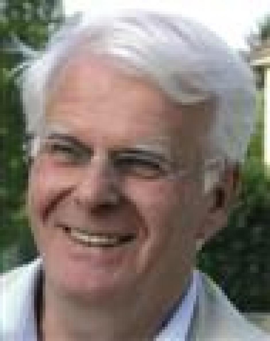 André Specq, maire de Marly la Ville