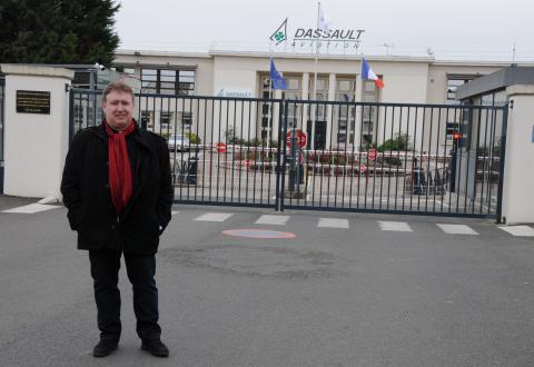 Dassault doit se développer dans la région !